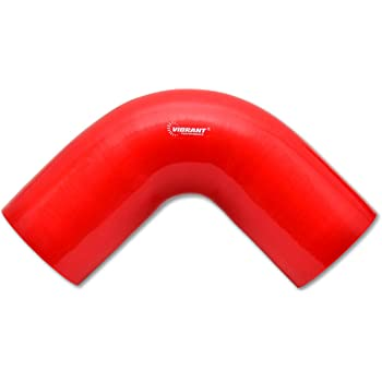 Vibrant 2749 Silicone Straight Elbow Connector Vibrant Performance