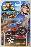 HOT Wheels Monster Trucks 1:64 Scale Blue Truck John Cena 1/10 Giant Wheels