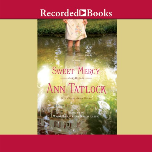 Sweet Mercy audiobook cover art