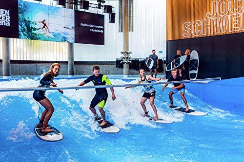 Jochen Schweizer Geschenkgutschein: Indoor Surfkurs - Arena München