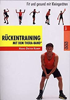 R??ckentraining mit dem Thera-Band. by Hans-Dieter Kempf (2000-04-30)