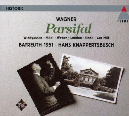 Richard Wagner: Parsifal (Gesamtaufnahme) (Live, Bayreuth 1951)