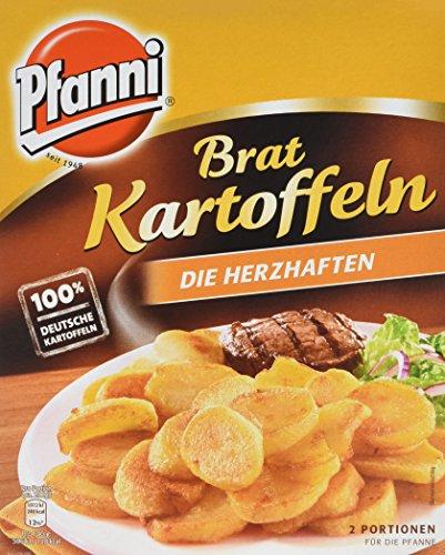 Pfanni Bratkartoffeln, 10er Pack (10 x 400 g Packung)