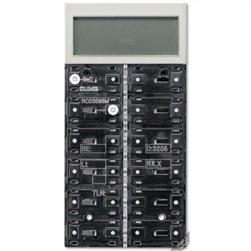 Jung RCD3096M KNX Raum-Controller-Modul 6-Fach