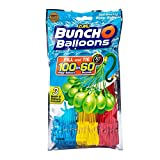 ZURU Best Value - Family Fun Bunch O Balloons Instant 100 Self-Sealing Water Balloons Complete 2 Pack Gift Set Bundle (200 Balloons)