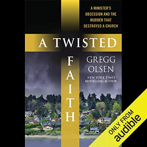A Twisted Faith audiobook cover art
