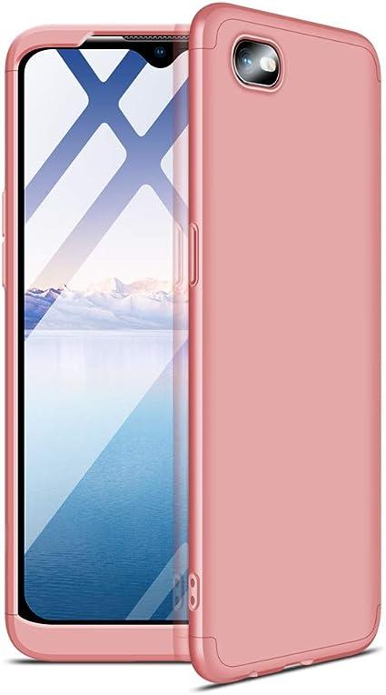 +3D Vidrio Templado Protector de Pantalla//Carcasa Ultra Fina Flip Soporte Funda Antigolpes Protectora Caja coj/ín-2020 Azul XJZ Compatible para OPPO A91//F15//Realme 3//Reno 3 Smartphone Funda