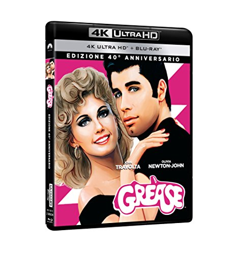 Grease (Edt.40° Anniversario)(4K+Br)
