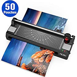 Best Laminators for Teachers Review - A3 Laminator Machine, Thermal Laminating Machine for Home Office School Use
