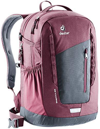 Deuter Unisex's Stepout 22 Backpack, Graphite-Maron, one size