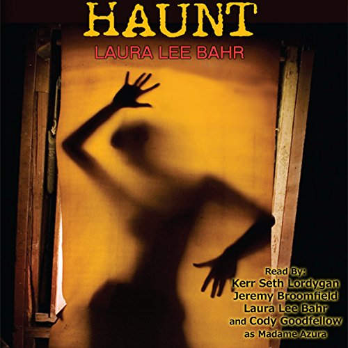 Haunt audiobook cover art