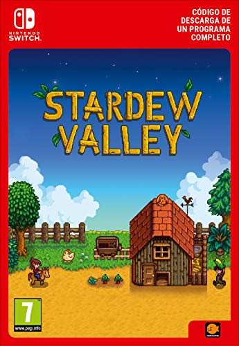 Stardew Valley [Switch - Download Code]