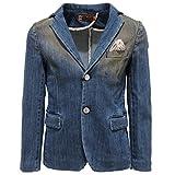 TAGLIATORE 5164W Giacca Bimbo Denim Boy Jacket [S (8 Years)]