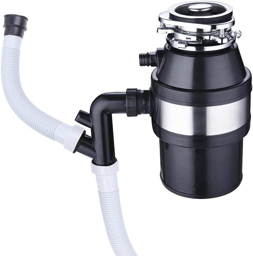 1 HP 2600 Ranking integrated 1st place RPM Continuous Feed Plug Garbage Max 80% OFF In Household Disposer