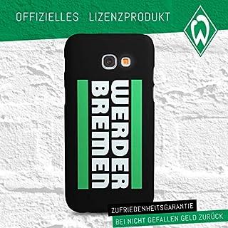 Werder Bremen Case - Helden - Schutzhülle passend für das Samsung Galaxy A5 2017 Black