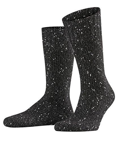 FALKE Herren Earth Socken, Black, 47-50