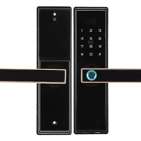 Password blocco porta impronte digitali blocco porta impermeabile e resistente
