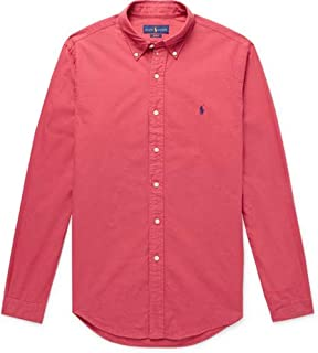 Polo Ralph Lauren Men's Long Sleeve Classic Fit Poplin