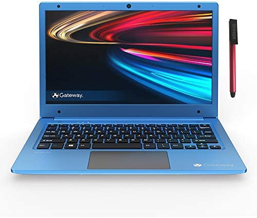 Gateway 11 6 FHD Ultra Slim Laptop Computer AMD A4 9120e Up to 2 4GHz 4GB DDR4 RAM 64GB eMMC product image