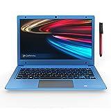 Gateway 11.6' FHD Ultra Slim Laptop Computer, AMD A4-9120e Up to 2.4GHz, 4GB DDR4 RAM, 64GB eMMC, Bluetooth 4.0, Webcam, USB Type-C, HDMI, Remote Work, Windows 10 S, BROAGE 64GB Flash Drive, Blue
