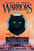 Warriors: Power of Three: Sunrise, Long Shadows, Eclipse, Outcast, Dark River, and the Sight (Warri