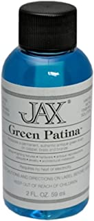 Jax Green Patina- 2 Oz.