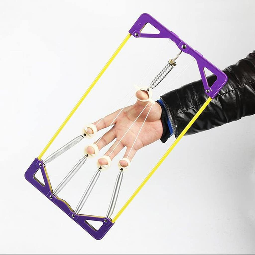 qjsqc-888 Strong Be super welcome Grip Finger Orthosis Hand Challenge the lowest price Piano Guitar Exercise