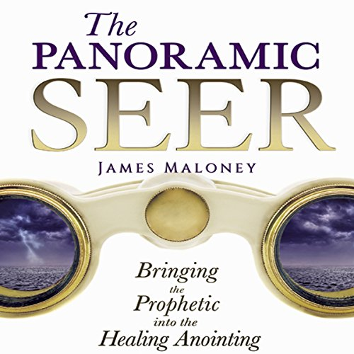 The Panoramic Seer audiobook cover art