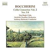 Boccherini: Cello Concertos Vol. 2 #5-8