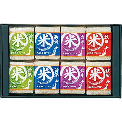 初代田蔵 食べ比べお米ギフト お中元お歳暮ギフト贈答品プレゼントにも人気