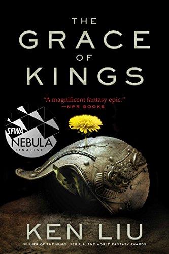 Amazon.com: The Grace of Kings (The Dandelion Dynasty Book 1) eBook: Liu,  Ken: Kindle Store