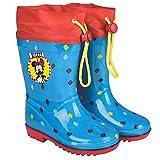 Botas de Agua para Niños Mickey Mouse - Botines Impermeables de...