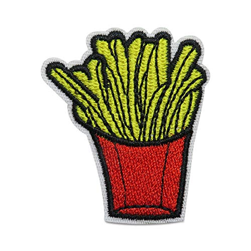 Finally Home Pack Pommes patch om op te strijken | patches, opstrijkmotieven