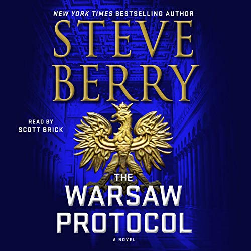 The Warsaw Protocol audiobook cover art