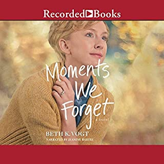 Moments We Forget audiobook cover art