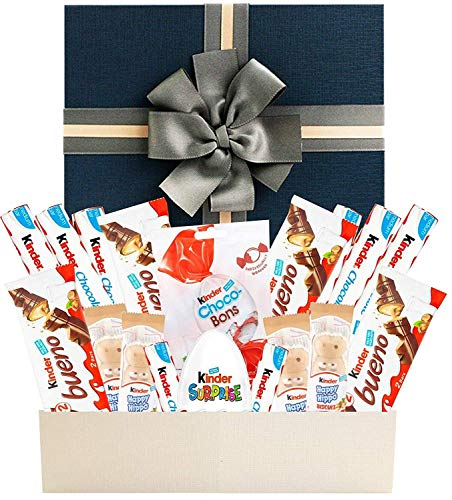 Kinder Chocolate Gift Box Variety Chocolate Selection Box Perfect Last Minute Chocolate Gift Hamper For All Occassions