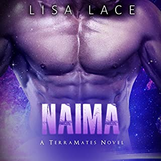 Naima audiobook cover art