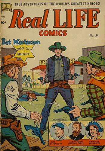 Real Life Comics 054 -JVJ (English Edition)