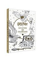Harry Potter - Le livre de coloriages