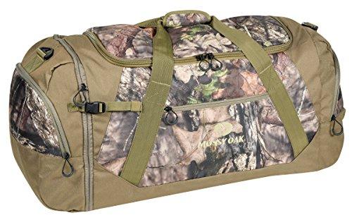 Mossy Oak Broadleaf Duffel Bag, Mossy Oak Break-Up Country, X-Large