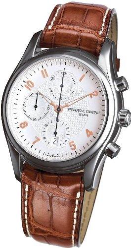 Frederique Constant Geneve Runabout FC-392RV6B6 Cronografo automatico uomo Classico semplice