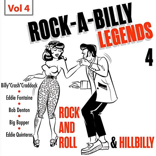Rock a Billy Legends 4, Vol. 4