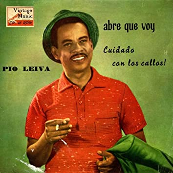 "Vintage Cuba Nº 38 - EPs Collectors ""Abre Que Voy"""