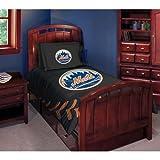 Nueva York Mets Comforter Set–Cama doble