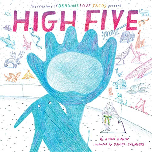 High Five audiobook cover art