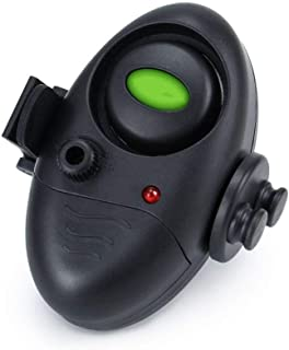 Fishing Alarm E2 Light Fishing Bite Alarm Electronic Buzzer Sound Controllable On Fishing Rod Loud Siren Daytime Night Lndicator