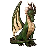 Design Toscano NE190080 The Papplewick Boggs Dragon Statue, Full Color