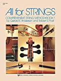 CONTRABAJO ALL FOR STRINGS BOOK 1...