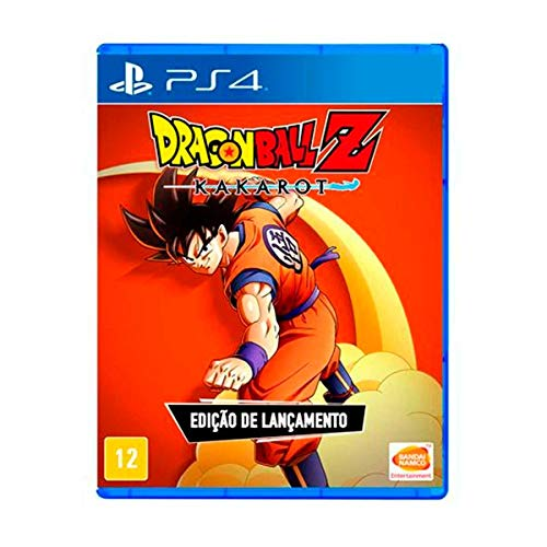 Dragon Ball Z Kakarot - Edição Padrão - Ps4