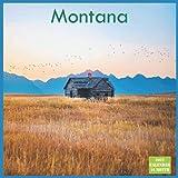 Montana Calendar 2022: Official US State Montana Calendar 2022, 16 Month Calendar 2022